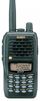 Alinco DJ-V17L (body)
